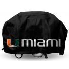 Miami Hurricanes Economy BBQ / Grill Cover
