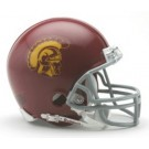 USC Trojans NCAA Riddell Replica Throwback Mini Football Helmet