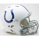 Indianapolis Colts NFL Revolution Authentic Pro Line Full Size Helmet from Riddell