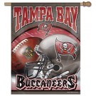 """Tampa Bay Buccaneers 27"""" x 37"""" Vertical Flag / Banner from WinCraft"""