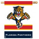 "Florida Panthers 27"" x 37"" Vertical Flag / Banner"