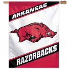 "Arkansas Razorbacks 27"" x 37"" Vertical Flag / Banner"