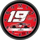 Jeremy Mayfield #19 Wall Clock from WinCraft by