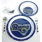 St. Louis Rams 5 Piece Child's Dinner Set