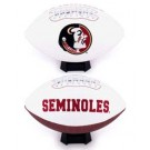 Florida State Seminoles Embroidered Full Size Football from Fotoball