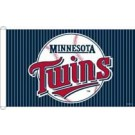 Minnesota Twins 3' x 5' Flag from WinCraft