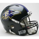 Baltimore Ravens NFL Revolution Authentic Pro Line Full Size Helmet from Riddell