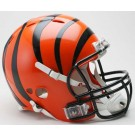 Cincinnati Bengals NFL Revolution Authentic Pro Line Full Size Helmet from Riddell