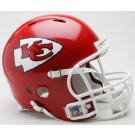 Kansas City Chiefs NFL Revolution Authentic Pro Line Full Size Helmet from Riddell by