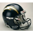 San Diego Chargers NFL 1988 - 2002 Throwback Revolution Authentic Pro Line Full Size Helmet from Riddell