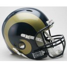 St. Louis Rams NFL Revolution Authentic Pro Line Full Size Helmet from Riddell