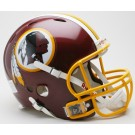 Washington Redskins NFL Revolution Authentic Pro Line Full Size Helmet from Riddell