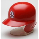 St. Louis Cardinals Left Flap MLB Replica Mini Batting Helmet from Riddell