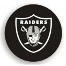 Oakland Raiders NFL Licensed Standard Black Tire Cover