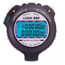30 Lap Memory 2 Line Display Electro-Luminescent Stopwatch from Ultrak