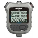 Ultrak 60 Lap Memory, 3 Line Display Stopwatch