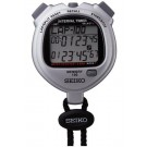 SEIKO S057 - 100 Lap Memory Stopwatch With Dual Timers