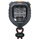 100 Lap Memory Seiko Stopwatch with Electro-Luminescent Back Light by