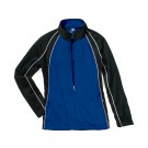 "The ""Kids' Collection"" Girls' Olympian Warm-up Jacket from Charles River Apparel by"