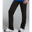 Women's Hexsport Bonded Warm-up Pants from Charles River Apparel
