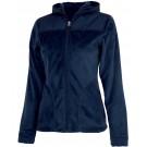 Women's Serenity Silken Fleece Hoodie Jacket from Charles River Apparel by