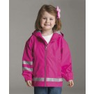 Toddler New Englander Waterproof Rain Jacket by Charles River Apparel
