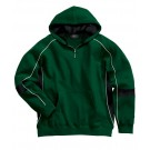 Youth Victory Pullover Sweatshirt / Hoodie Jacket from Charles River Apparel
