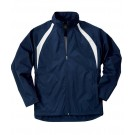 Boy's TeamPro Warm-up Jacket from Charles River Apparel