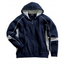 Victory Sweatshirt / Hoodie Jacket from Charles River Apparel