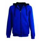 Vapore Water-Repellent Sweatshirt / Hoodie Jacket from Charles River Apparel
