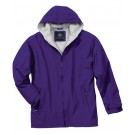 "The ""Performer Collection"" Enterprise Nylon Jacket from Charles River Apparel"