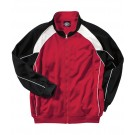 "The ""Olympian Collection"" Men's Olympian Warm-up Jacket from Charles River Apparel"