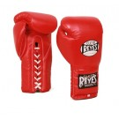 Cleto Reyes 16 oz. Traditional Lace Training Gloves (White) - 1 Pair by