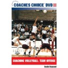"""Coaching Volleyball: Team Offense"" (DVD) by Cecile Reynaud"