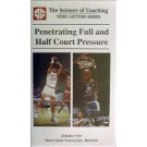 """Penetrating Full & Half Court Pressure"" (video) by Johnny Orr (VHS)"