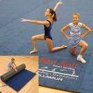 Dollamur 6' x 42' Flexi-Roll® Foam Floor Mat