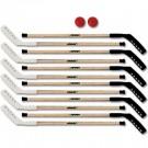 #730 Aluminum Hockey School Set