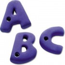 Alphabet Rock Climbing Wall Hand Holds (Set of 26)