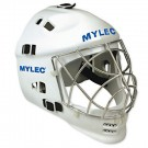 Mylec® Ultra Pro II White Goalie Mask (1 Pair)