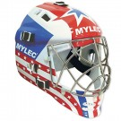 Mylec® Ultra Pro II Patriot Goalie Mask (1 Pair)