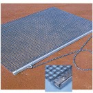 "6'6""W x 4'L Heavy Duty Drag Mat"