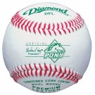 Diamond Pony League Competition Baseballs - 1 Dozen