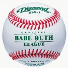 Diamond Babe Ruth Competition Baseballs - 1 Dozen