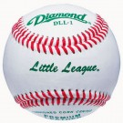 Diamond Little League Competition Baseballs - 1 Dozen