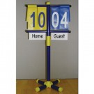 PVC Adjustable Scorekeeper