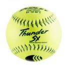 "12"" Thunder SY USSSA Softballs from Dudley - 1 Dozen"