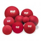 Voit 16'' Red Playground Ball