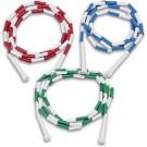 16' Kanga-Rope Group Jumping Jump Ropes (Set of 6) by