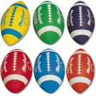 MacGregor® Multicolor Official Size Football Prism Pack (Set of 6 Balls)
