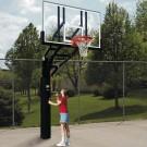 Bison Ultimate Adjustable Basketball System by